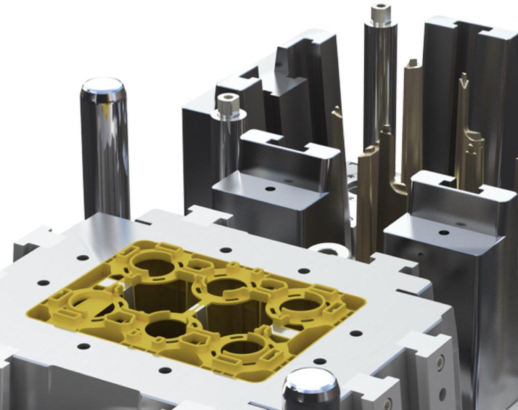 Moldblade, fabricante de moldes de inyeccion de plástico e inyeccion